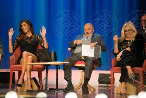 Maurizio Costanzo, Mara Venier, Belen Rodriguez - Roma - 29-11-2017 - I Rodriguez si prendono il Maurizio Costanzo Show