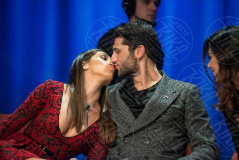 Jeremias Rodriguez, Cecilia Rodriguez - Roma - 29-11-2017 - I Rodriguez si prendono il Maurizio Costanzo Show