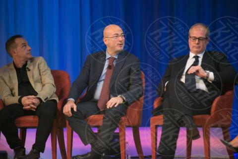 Alessandro Castiglioni, Aldo Cazzullo, Antonio Giuliani - Roma - 29-11-2017 - I Rodriguez si prendono il Maurizio Costanzo Show