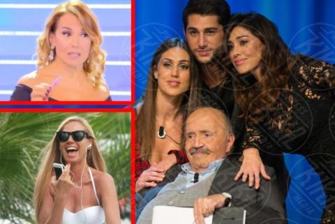 Jeremias Rodriguez, Maurizio Costanzo, Cecilia Rodriguez - Roma - 29-11-2017 - Ignazio Moser andrà ospite da Barbara D'Urso?