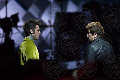 Fedez, Mara Maionchi - Milano - 30-11-2017 - XF11, nella notte di Noel Gallagher due artisti lasciano il live