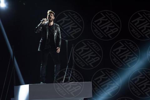 Lorenzo Licitra - Milano - 30-11-2017 - XF11, nella notte di Noel Gallagher due artisti lasciano il live