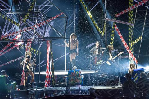 Maneskin - Milano - 30-11-2017 - XF11, nella notte di Noel Gallagher due artisti lasciano il live