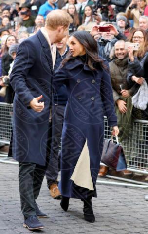 Meghan Markle, Principe Harry - Nottingham - 01-12-2017 - Harry e Meghan, la prima uscita è mano nella mano