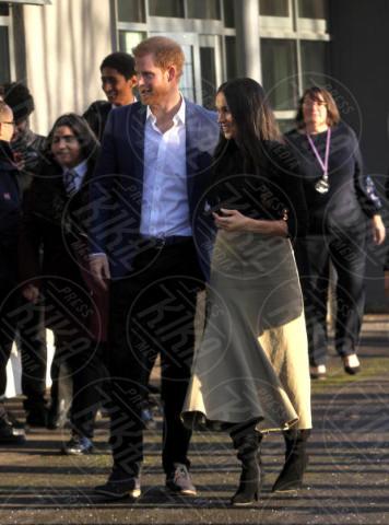 Meghan Markle, Principe Harry - Londra - 01-12-2017 - Ecco quanto costa il look di Meghan Markle