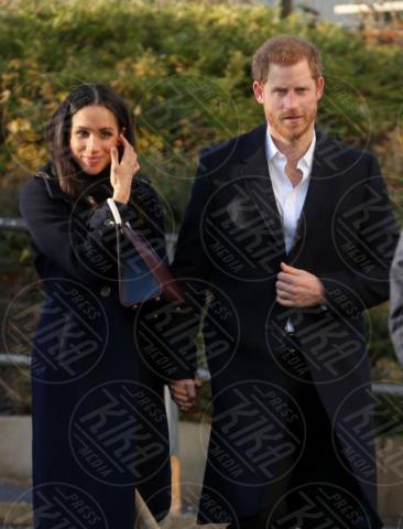 Meghan Markle, Principe Harry - Londra - 01-12-2017 - Harry e Meghan, la prima uscita è mano nella mano