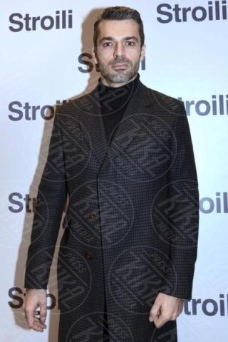 Luca Argentero - Milano - 01-12-2017 - Leonardo Da Vinci arriva al cinema! Ecco chi lo interpretera'
