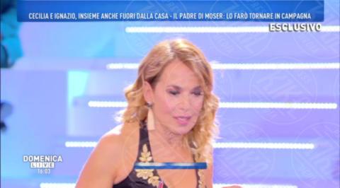 Barbara D'Urso - Milano - 03-12-2017 - D'Urso: il Gf Vip è finito, ma la guerra coi Rodriguez no!