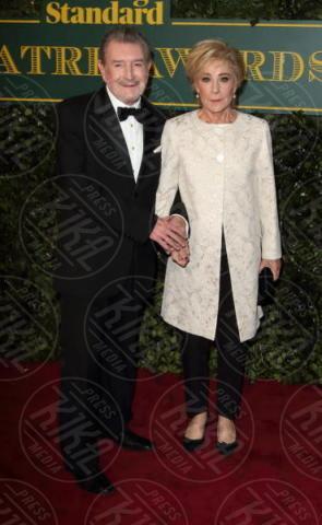 Zoe Wanamaker - Londra - 03-12-2017 - Keira Knightley, nuvola di tulle che incorona Andrew Garfield
