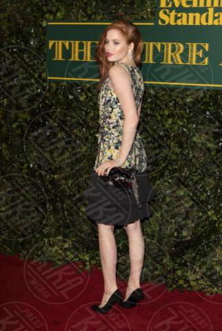 Ellie Bamber - Londra - 03-12-2017 - Keira Knightley, nuvola di tulle che incorona Andrew Garfield