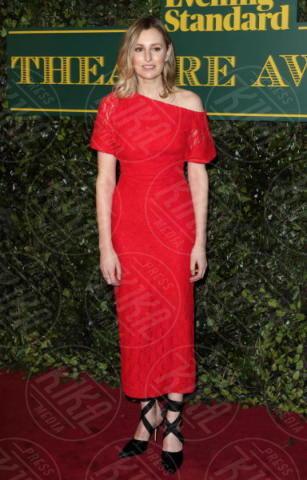 Laura Carmichael - Londra - 03-12-2017 - Keira Knightley, nuvola di tulle che incorona Andrew Garfield