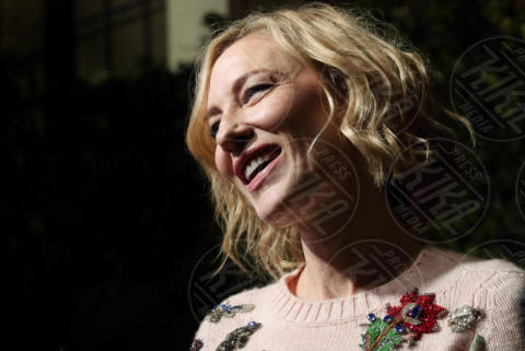 Cate Blanchett - Londra - 03-12-2017 - Keira Knightley, nuvola di tulle che incorona Andrew Garfield