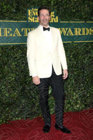 Jon Hamm - Londra - 03-12-2017 - Keira Knightley, nuvola di tulle che incorona Andrew Garfield