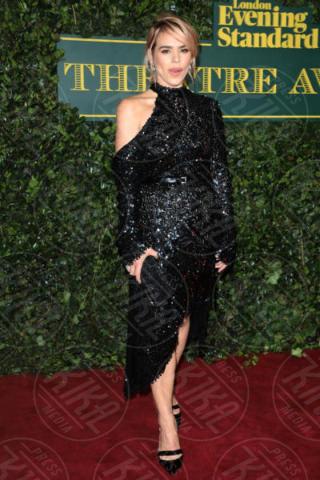 Billie Piper - Londra - 03-12-2017 - Keira Knightley, nuvola di tulle che incorona Andrew Garfield