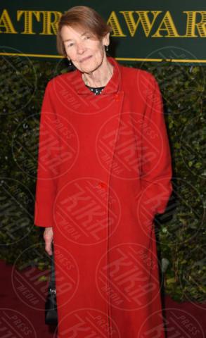 Glenda Jackson - Londra - 03-12-2017 - Keira Knightley, nuvola di tulle che incorona Andrew Garfield