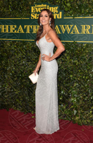 Melanie Sykes - Londra - 03-12-2017 - Keira Knightley, nuvola di tulle che incorona Andrew Garfield
