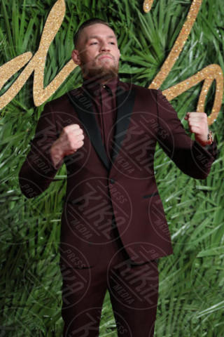 Conor McGregor - Londra - 04-12-2017 - Selena Gomez & Co.: ai Fashion Awards trionfano bellezza e stile
