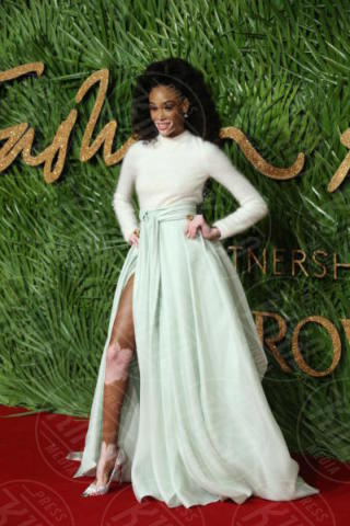 Winnie Harlow - Londra - 04-12-2017 - Selena Gomez & Co.: ai Fashion Awards trionfano bellezza e stile