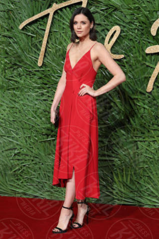 Lilah Parsons - Londra - 04-12-2017 - Selena Gomez & Co.: ai Fashion Awards trionfano bellezza e stile
