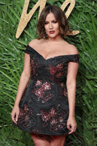 Caroline Flack - Londra - 04-12-2017 - Selena Gomez & Co.: ai Fashion Awards trionfano bellezza e stile
