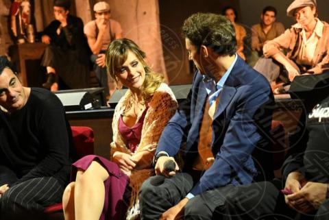 Enrico Griselli, Serena Autieri - Napoli - 05-12-2017 - Serena Autieri a teatro: è Donna Carmela in Rosso Napoletano