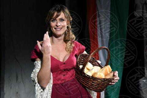 Serena Autieri - Napoli - 05-12-2017 - Serena Autieri a teatro: è Donna Carmela in Rosso Napoletano