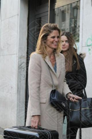 Stella Bossari, Filippa Lagerback - Milano - 05-12-2017 - GF Vip, Daniele Bossari: che bel quadretto di famiglia