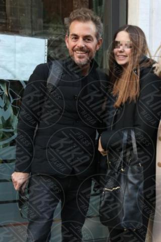 Stella Bossari, Daniele Bossari - Milano - 05-12-2017 - GF Vip, Daniele Bossari: che bel quadretto di famiglia