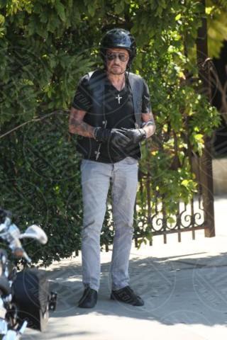 Johnny Hallyday - Los Angeles - 11-09-2014 - Addio Johnny Hallyday, la star di Que Je T'aime muore a 74 anni