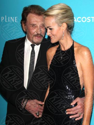 Laeticia Hallyday, Johnny Hallyday - Beverly Hills - 17-02-2015 - Addio Johnny Hallyday, la star di Que Je T'aime muore a 74 anni