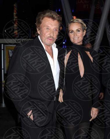 Laeticia Hallyday, Johnny Hallyday - Los Angeles - 17-11-2013 - Addio Johnny Hallyday, la star di Que Je T'aime muore a 74 anni