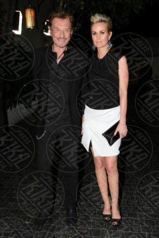 Laeticia Hallyday, Johnny Hallyday - Los Angeles - 23-02-2011 - Addio Johnny Hallyday, la star di Que Je T'aime muore a 74 anni