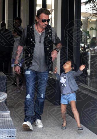 Johnny Hallyday - Beverly Hills - 09-07-2010 - Addio Johnny Hallyday, la star di Que Je T'aime muore a 74 anni