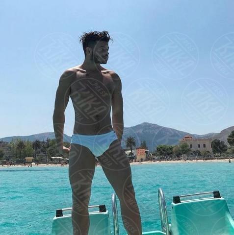 Cristian Imparato - 06-12-2017 - Cristian Imparato, da Io Canto alle foto sexy su Instagram