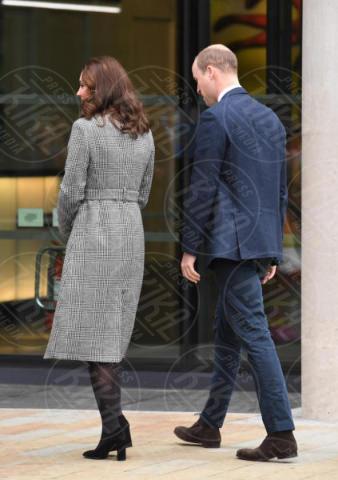 Principe William, Kate Middleton - Manchester - 06-12-2017 - Michelle sceglie il principe di Galles... come Kate e Meghan!