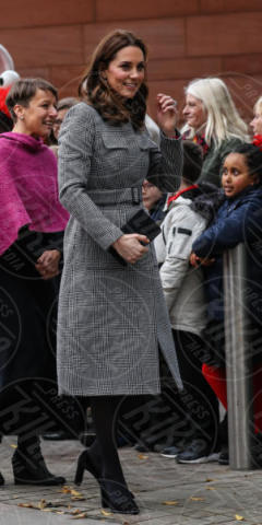 Kate Middleton - Manchester - 06-12-2017 - Michelle sceglie il principe di Galles... come Kate e Meghan!