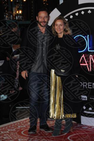 Emma Hewitt, Jason Isaacs - Londra - 06-12-2017 - Jessica Chastain e Idris Elba si danno al poker clandestino