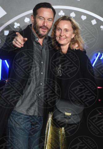 Jason Isaacs - Londra - 06-12-2017 - Jessica Chastain e Idris Elba si danno al poker clandestino