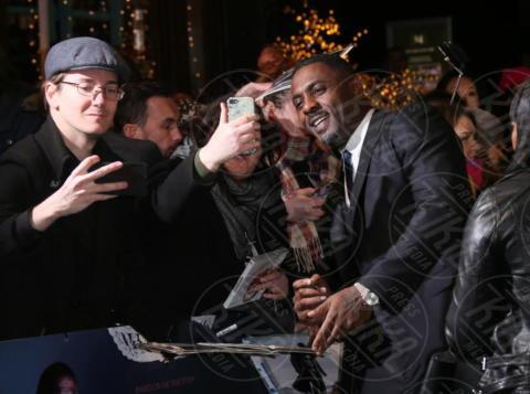 Idris Elba - Londra - 06-12-2017 - Jessica Chastain e Idris Elba si danno al poker clandestino