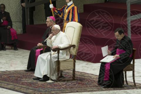 Papa Francesco - Città del Vaticano - 06-12-2017 - Papa Francesco su Gerusalemme: