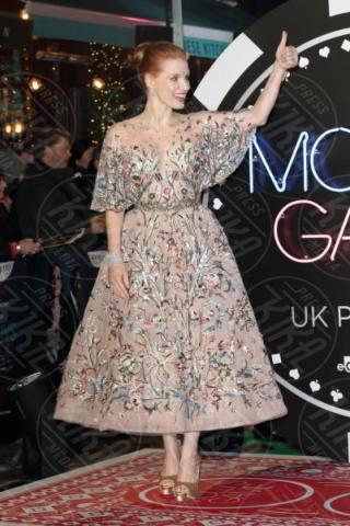 Jessica Chastain - Londra - 06-12-2017 - Jessica Chastain e Idris Elba si danno al poker clandestino