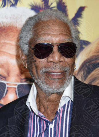Morgan Freeman - Hollywood - 07-12-2017 - Morgan Freeman accusato di molestie sessuali da otto donne