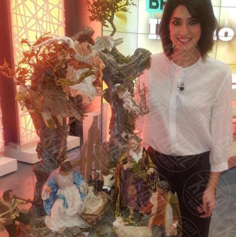 Elisa Isoardi - Milano - 09-12-2017 - Elisa Isoardi: