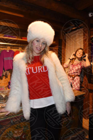 Camilla Lucchi - Cortina - 09-12-2017 - Festa Alberta Ferretti, sulla neve c'è... Gianluca Vacchi!