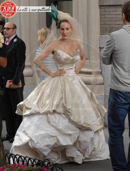 Sarah Jessica Parker - New York - 02-10-2007 - A San Valentino, il matrimonio è per sempre... almeno al cinema!