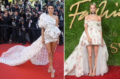Poppy Delevingne, Kendall Jenner - 11-12-2017 - Chi lo indossa meglio? Kendall Jenner e Poppy Delevingne