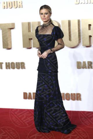 Laura Bailey - Londra - 11-12-2017 - Gary Oldman presenta L'ora più Buia: vincerà il Golden Globe?