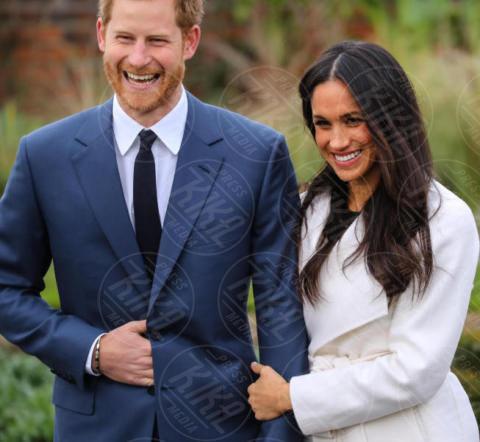 Meghan Markle, Principe Harry - Londra - 27-11-2017 - Meghan Markle, la frecciata dell'ex fidanzato italiano