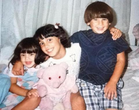 Jeremias Rodriguez, Cecilia Rodriguez, Belen Rodriguez - 14-12-2017 - Star da piccole: oggi sono famosissime, le riconosci?