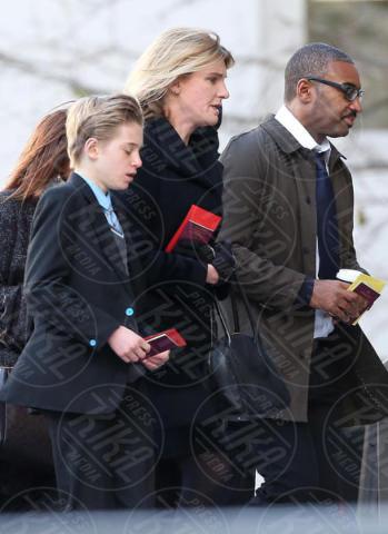 Sally Bercow - Londra - 14-12-2017 - Kate, William e Harry ricordano le vittime della Grenfell Tower